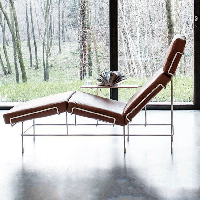 Traffic Chaise Lounger by Konstantin Grcic