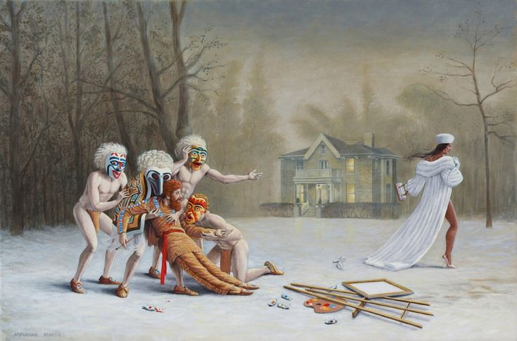 10 CONTEMPORARY CANADIAN ARTISTS WHO REIMAGINE FRONTIERS