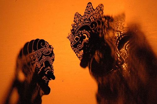 Wayang Kulit - Balinese Shadowgraph. #travel #jcrew