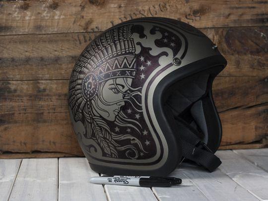 helmet angle