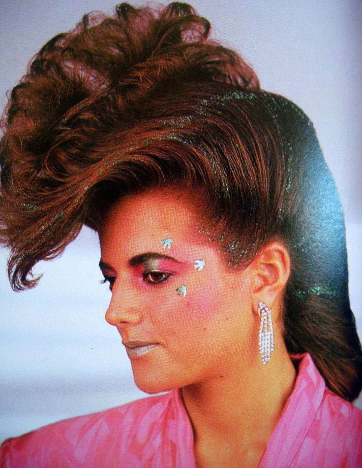 68 best images about 80s Hair + Makeup on Pinterest ...