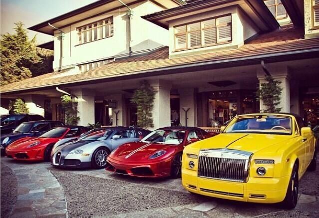 The Line Up Dream Garage Pinterest Dream Garage And Cars