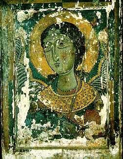 Archangel Gabriel: 13th Century Georgia.