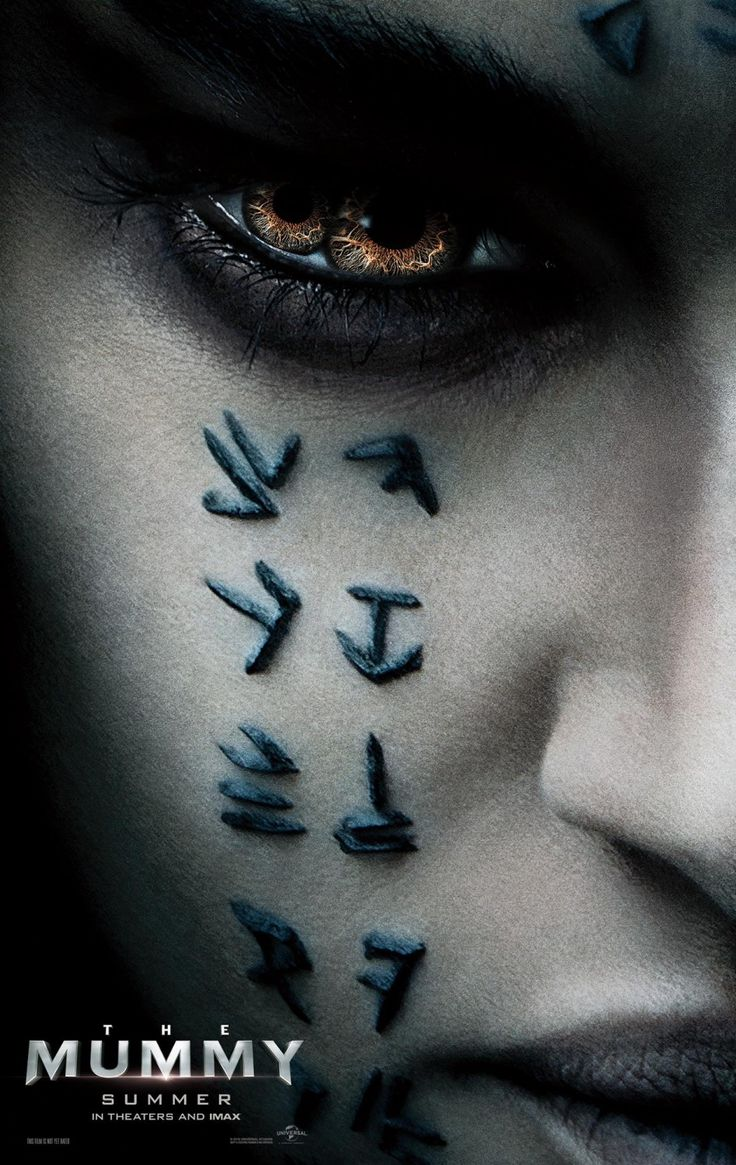 Sofia Boutella is watching you on the new poster for The Mummy | Live for Films