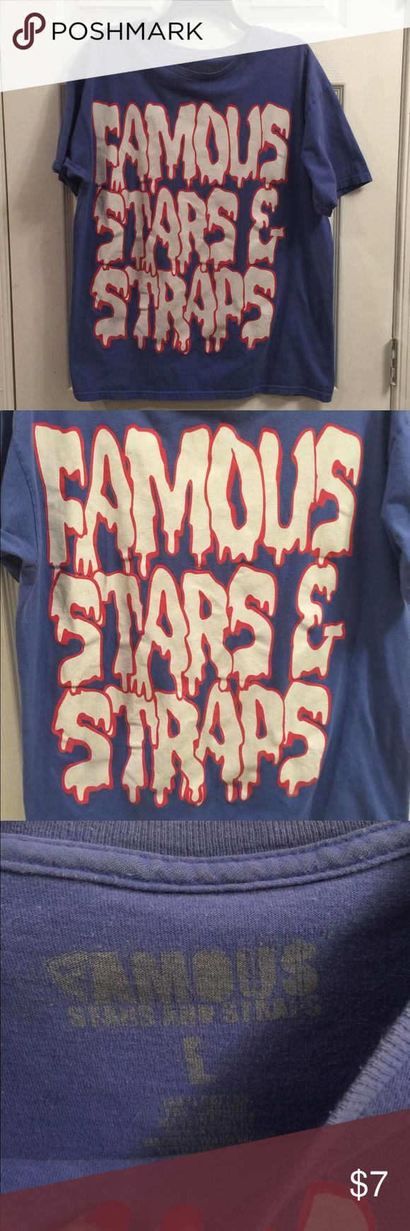 Famous Stars and Straps T-shirt Famous Stars and Straps T-shirt Famous Stars & Straps Shirts Tees - Short Sleeve