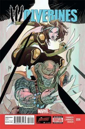 WOLVERINES #14 - アメコミ通販 アメコミ専門店 ブリスターコミックス : BLISTER comics