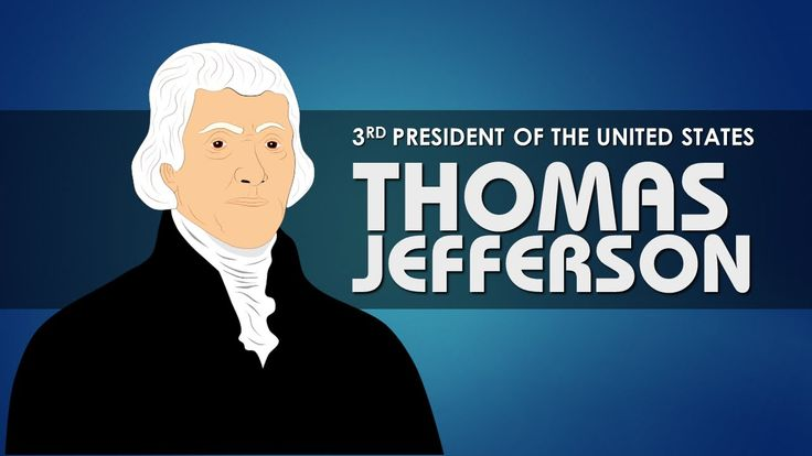 a character analysis of thomas jefferson Although thomas jefferson's style differs in the design of the virginia capital, it still follows his taste in classical works the virginia state capital building was designed because the virginia legislature moved to relocate the virginia capital to richmond in 1778.
