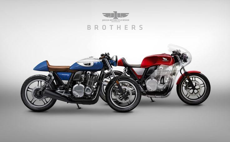 Honda customs https://www.facebook.com/JakusaDesign