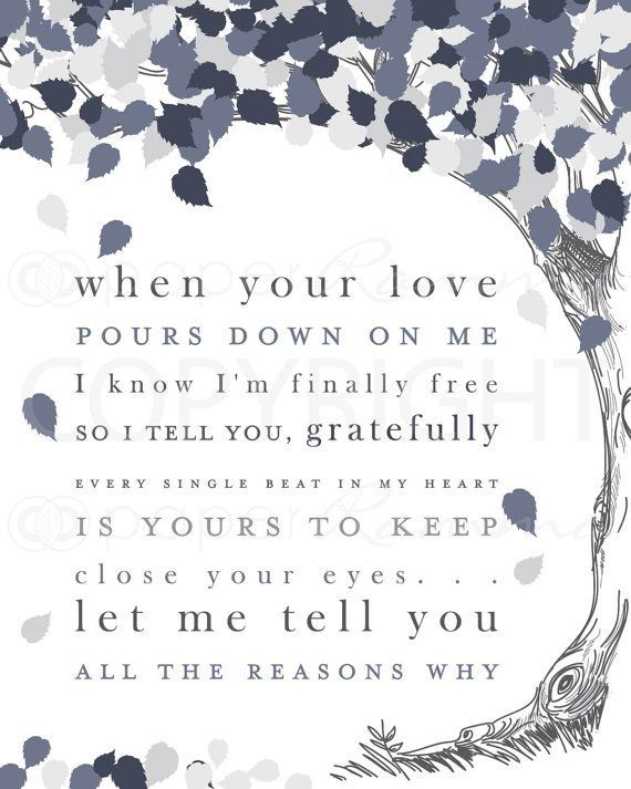 Wedding Song Art Close Your Eyes Michael Buble First By PaperRamma
