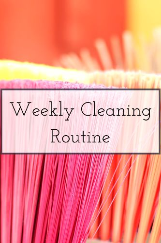 I love a clean house.. a spotless house if you will, so much so that I've created a weekly cleaning to-do list. Now let me follow that up with stating I have three kids and two dogs… *insert long pause*… That factor means I have to clean almost everyday, to stay ahead of what could …