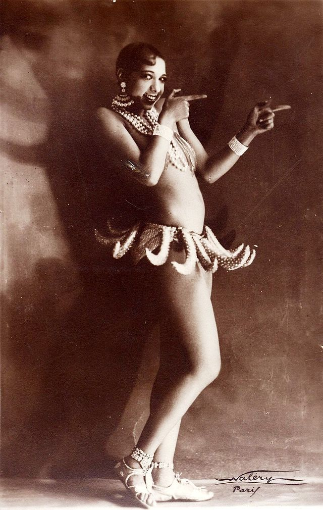 Josephine Baker, 1930