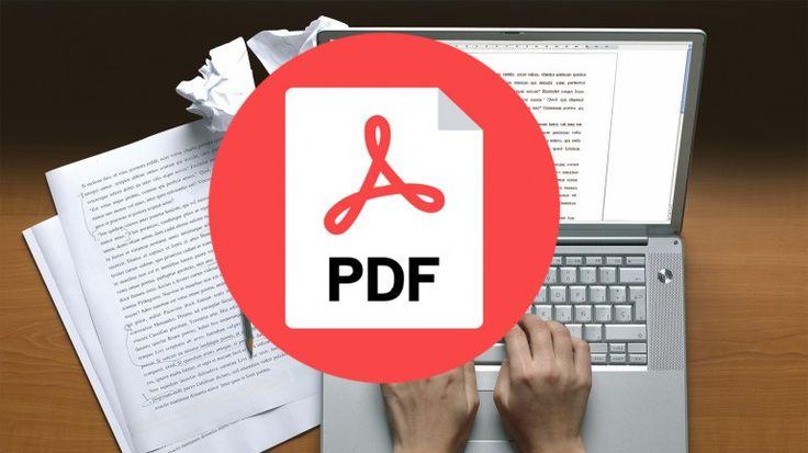 Как отредактировать файл PDF бесплатными способами