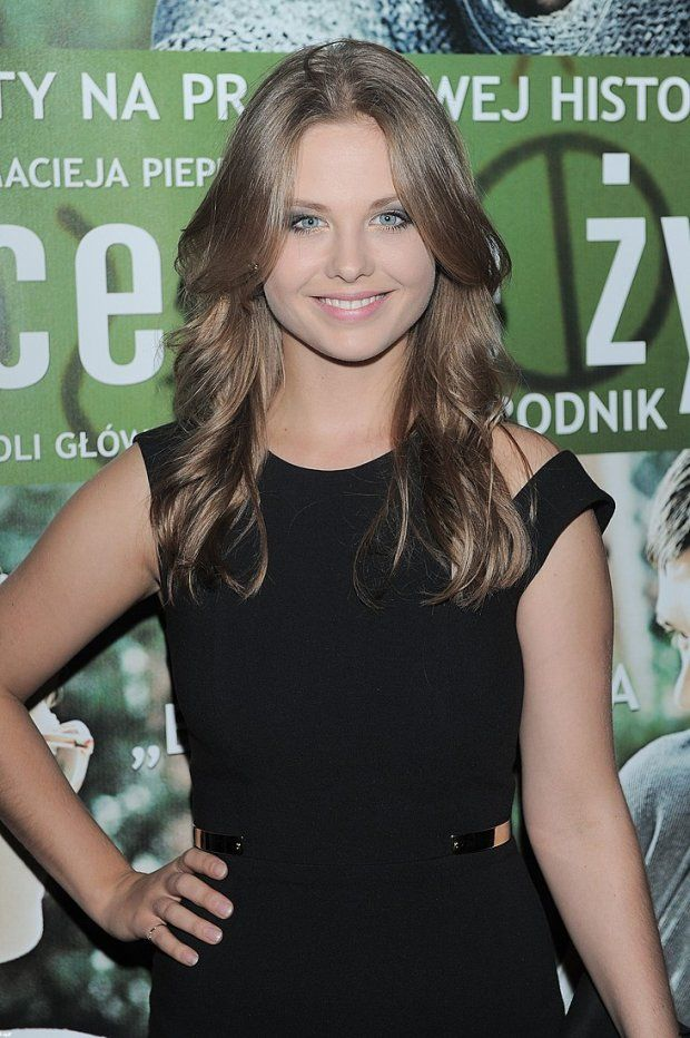 Anna Karczmarczyk A Young Polish Actress Polish Women