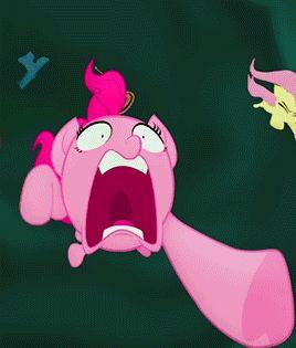 Мой Маленький Пони в кино: Анимации с Пинки Пай