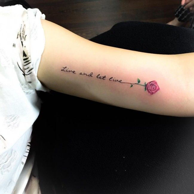 Tattoo-Journal.com - THE NEW WAY TO DESIGN YOUR BODY | 40 Cute and Tiny Tattoos for Girls – Cool Design Ideas | http://tattoo-journal.com