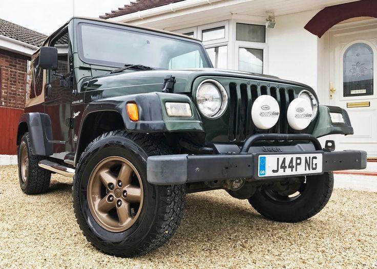 eBay: Jeep Wrangler TJ 1997. 2.5L Sports. 85K miles. Private Reg inc in full price! #jeep #jeeplife
