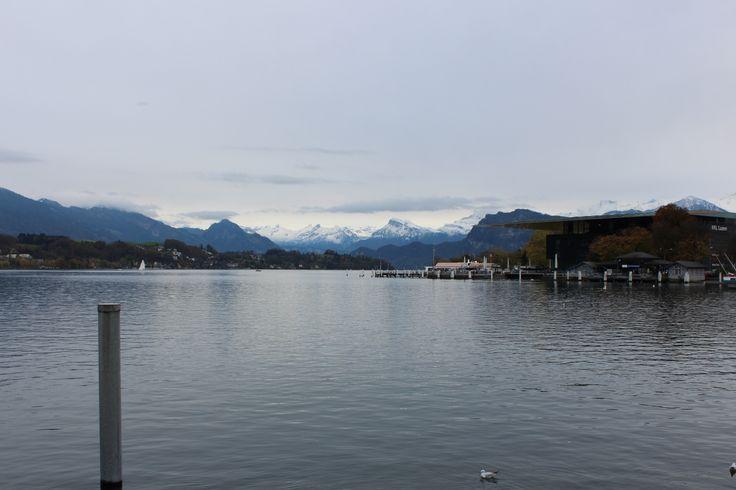 Lucerne - Lake Lucerne