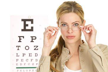 Eye test in Kerry