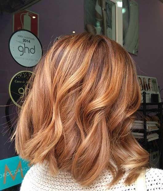 Nos Meilleures idées de Cheveux Mi-longs Pour La Nouvelle saison