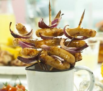 Beefy Sausage Rolls
