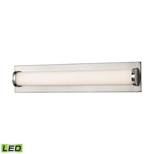 Barrie 17.5 Watt LED Vanity In Matte Satin Nickel - BVL371-10-16M