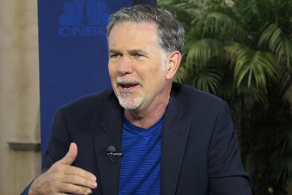 Amazon is awfully scary says Netflix CEO Reed Hastings [ALL]