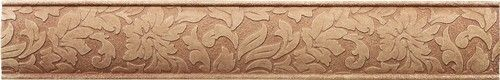 Cast Stone Decoratives - Noche Dorset Damask Border 2x12