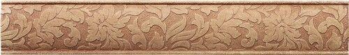Cast Stone Decoratives - Noche Dorset Damask Border 2x12