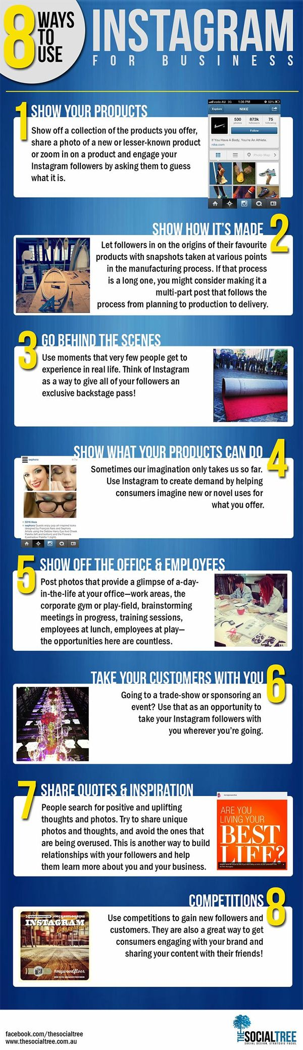 8 Ways to Use Instagram to Market Your Business