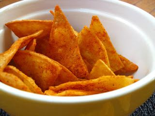 Homemade Doritos!!!