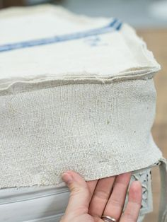 Easy-to-Sew Dining Chair Slipcover | HGTV >> http://www.hgtv.com/design/decorating/design-101/how-to-slipcover-a-dining-chair?soc=pinterest