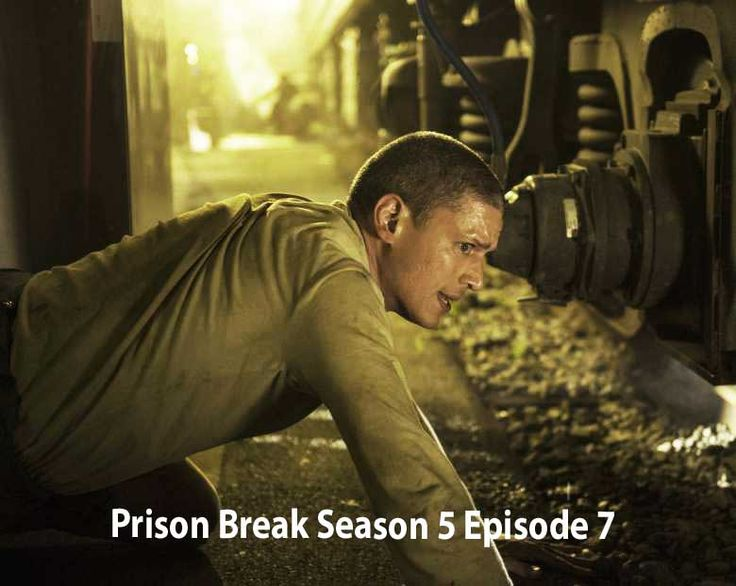 Watch Prison Break Season 5 Episode 7 Live Streaming Free Online. Season 5 of Prison Break is rushing rapidly toward the finale. Watch it at 9 PM ET.