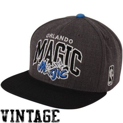 TEST Mitchell & Ness The Orlando Magic Arch Logo G2 Snapback Hat,One Size,Gray Mitchell & Ness. $29.00