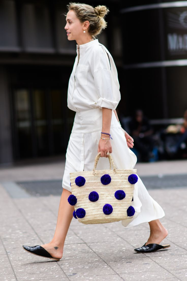 The IT bags of Summer- Straw Bags