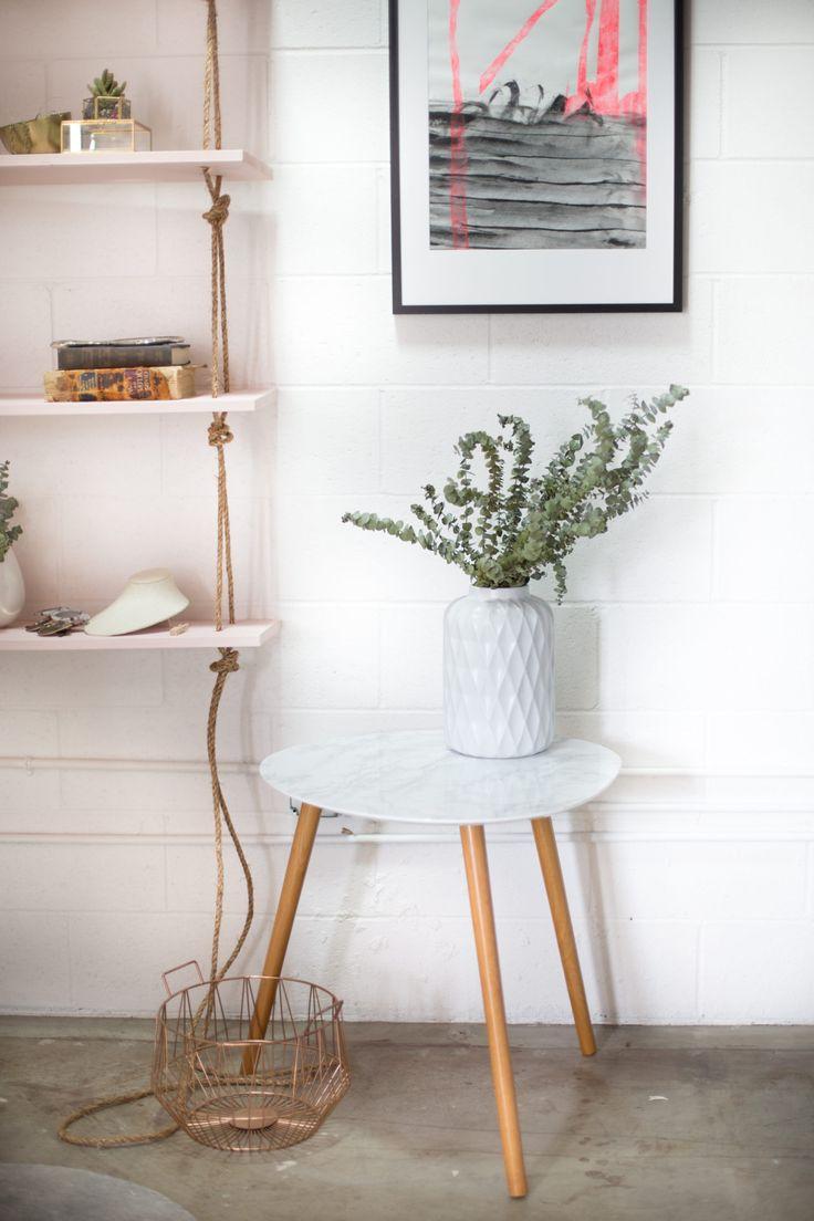 die besten 25 seil regale ideen auf pinterest h ngem bel regal ideen und regale. Black Bedroom Furniture Sets. Home Design Ideas