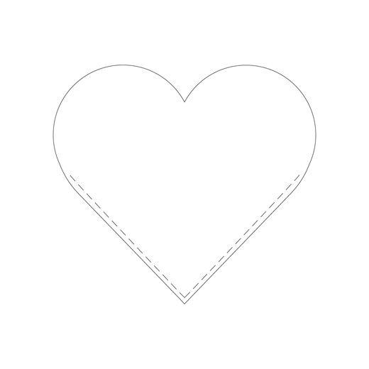 1000 ideen zu herzschablone auf pinterest herz muster papierherzen und valentinstag dekoration. Black Bedroom Furniture Sets. Home Design Ideas