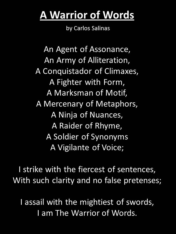 Poetry Of Witness