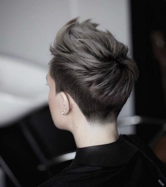 15 besten Pixie Haarfarbe Ideen für 2020 25 # Frisuren # Haar # Pixiehair # Pixie2020 # Frisuren2020