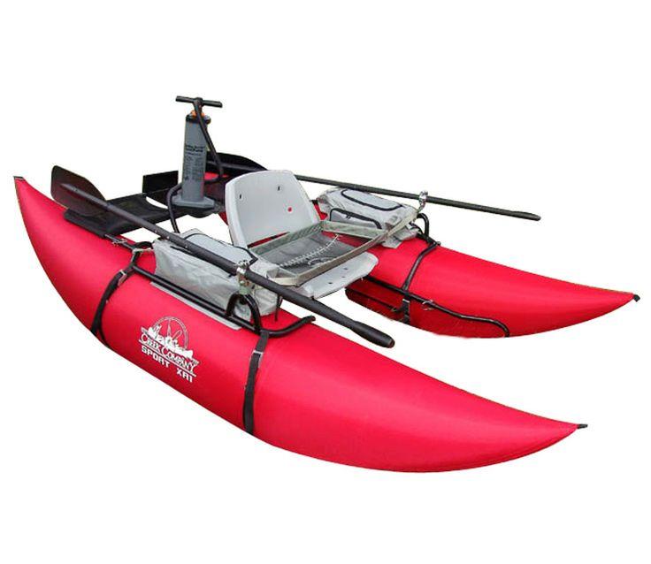 Creek Company ODC Sport XR1 8 Ft Pontoon Boat - Sportsman's Warehouse