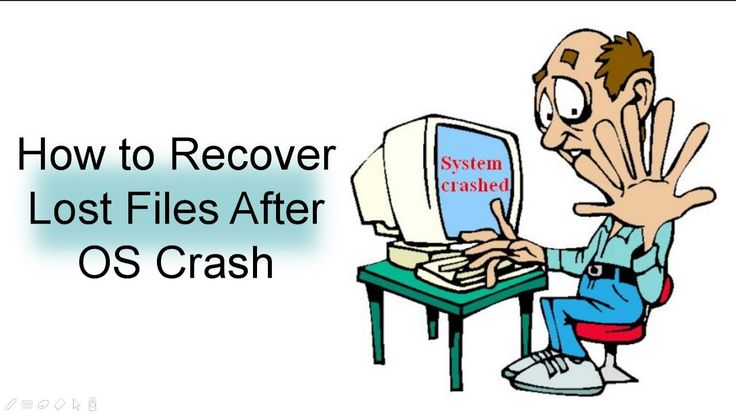 How to Recover Lost Files After OS Crash Windows and Mac