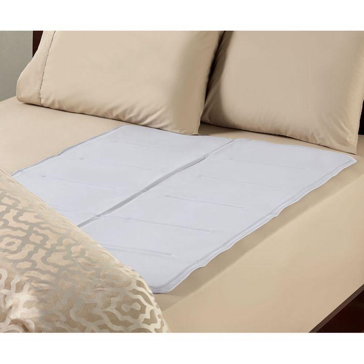The Best Cooling Bed Pad - Hammacher Schlemmer