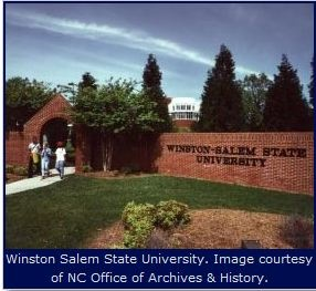 Winston-Salem State University was founded as the Slater Industrial Academy on September 28, 1892 by Simon Green Atkins with 25 students and 1 teacher. ^cs
