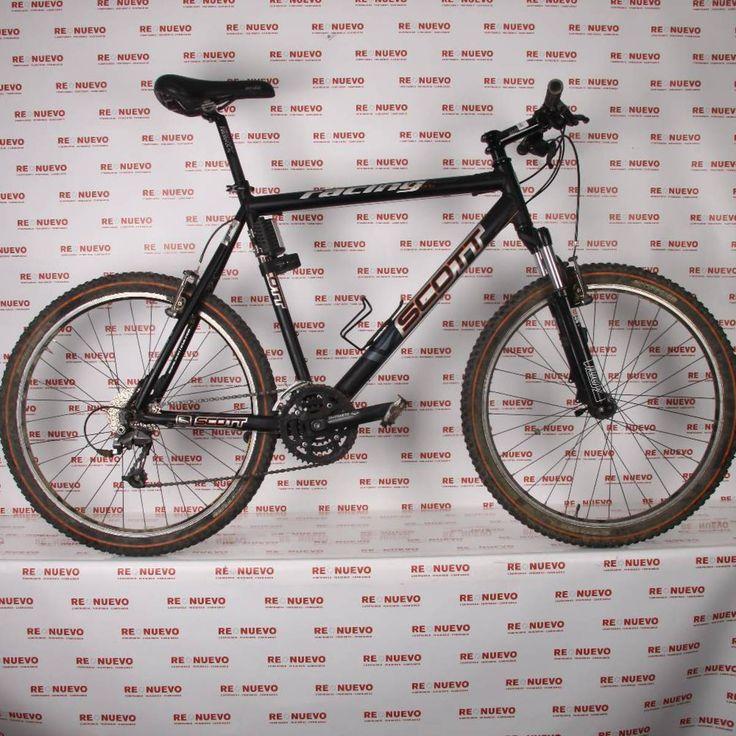 Bicicleta SCOTT RACING EXPERT AL 3#bicicleta# de segunda mano#scott