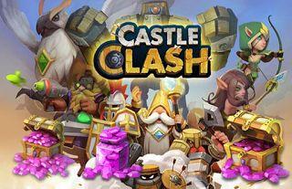 Tutorial Android Indonesia: Cara Gampang Mendapatkan 99999 Gems Castle Clash T...