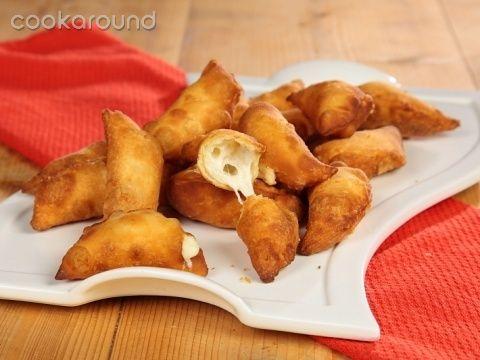 Empanadas de queso: Ricette Argentina | Cookaround