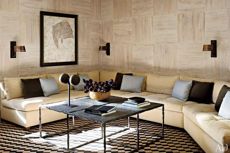 Stephen Sills Designs an Aspen, Colorado Mountain House : Architectural Digest