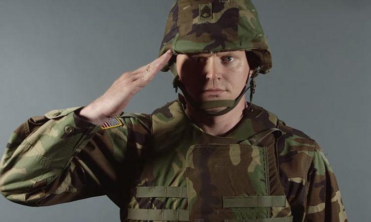 A evolução do uniforme do Exército dos EUA (US Army) ao longo de 240 anos