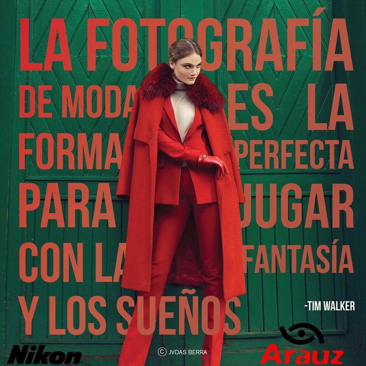 Por eso siempre traigo puesto mis mejores atuendos: Mi Nikon y yo  #moda #nikon #arauzdigital #soñar