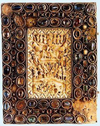 Carolingian Art | of utrecht psalter carolingian psalter of charles the bald carolingian