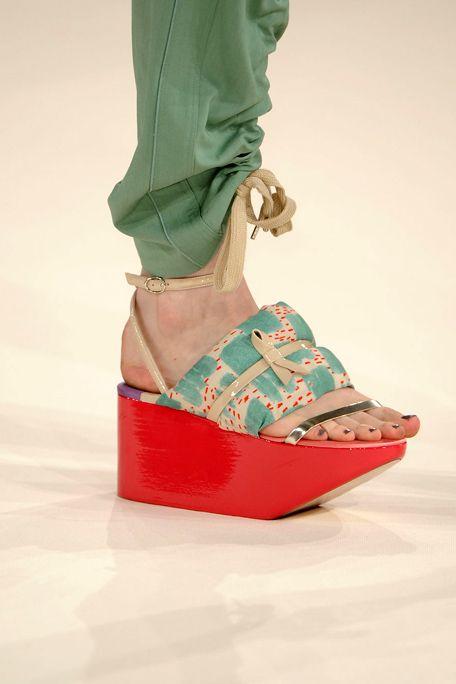 Kenzo Défilé S/S 2011 Fashion Week